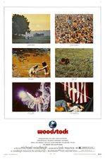 Filmposter Woodstock