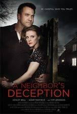 Filmposter A Neighbor's Deception
