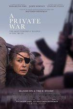 Filmposter A Private War
