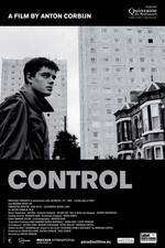 Filmposter Control