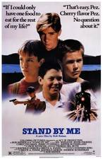 Filmposter Stand by Me (1986)