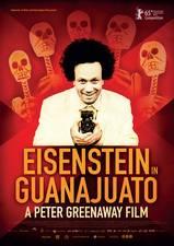 Filmposter Eisenstein in Guanajuato