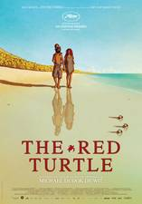 Filmposter The Red Turtle