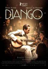 Filmposter Django