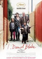 Filmposter I, Daniel Blake