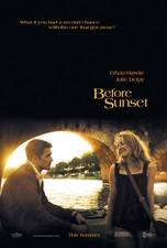Filmposter Before Sunset