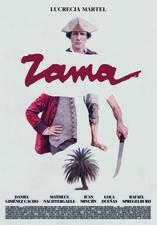 Filmposter Zama