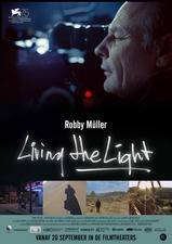 Filmposter Living the Light – Robby Müller