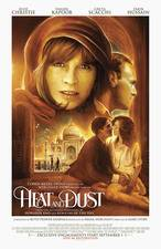 Filmposter Heat and Dust