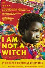 Filmposter I Am Not a Witch