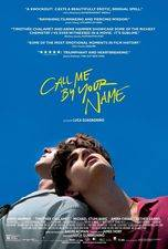 Filmposter Call Me by Your Name