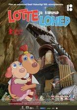 Filmposter Lotte ja kadunud lohed