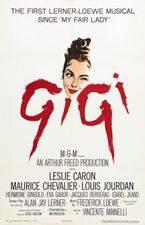 Filmposter Gigi