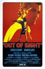 Filmposter Out of Sight