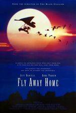 Filmposter Fly Away Home
