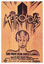 Filmposter Metropolis