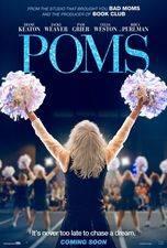 Filmposter Poms