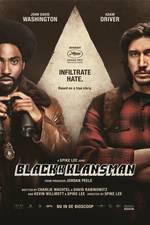Filmposter BlacKkKlansman