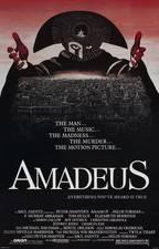 Filmposter Amadeus