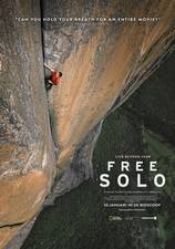 Filmposter Free Solo