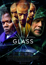 Filmposter Glass