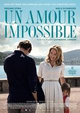 Filmposter Un Amour Impossible