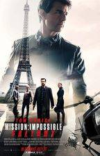 Filmposter Mission: Impossible - Fallout