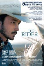 Filmposter The Rider