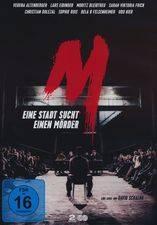 Filmposter M - A City Hunts a Murderer