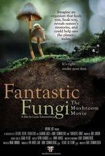 Filmposter Fantastic Fungi