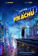 Filmposter Pokémon Detective Pikachu (OV)