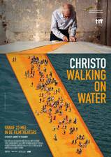 Filmposter Christo: Walking on Water