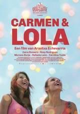 Filmposter Carmen & Lola