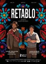 Filmposter Retablo
