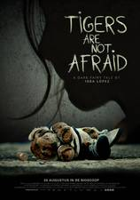 Filmposter Tigers are not Afraid
