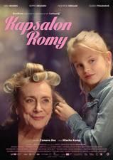 Filmposter Kapsalon Romy
