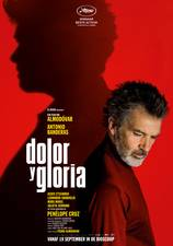 Filmposter Dolor y gloria