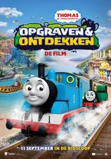Filmposter Thomas & Friends: Digs & Discoveries - Benelux
