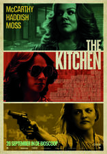 Filmposter The Kitchen