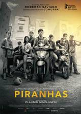 Filmposter Piranhas