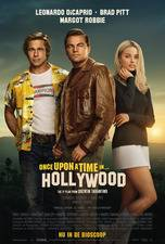 Filmposter Once Upon a Time.... in Hollywood