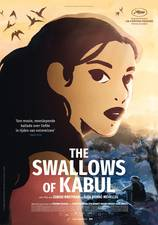 Filmposter The Swallows of Kabul