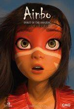 Filmposter Ainbo: Spirit Of The Amazon