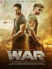 Filmposter War