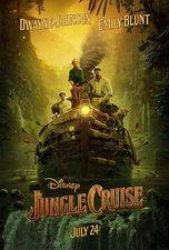 Filmposter Jungle Cruise