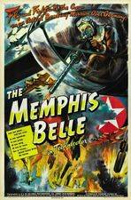 Filmposter The Memphis Belle: A Story of a Flying Fortress
