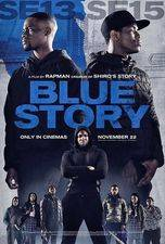 Filmposter Blue Story
