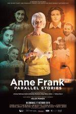 Filmposter #AnneFrank. Parallel Stories