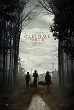 Filmposter A Quiet Place Part II