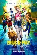 Filmposter Birds of Prey (And the Fantabulous Emancipation Of One Harley Quinn)